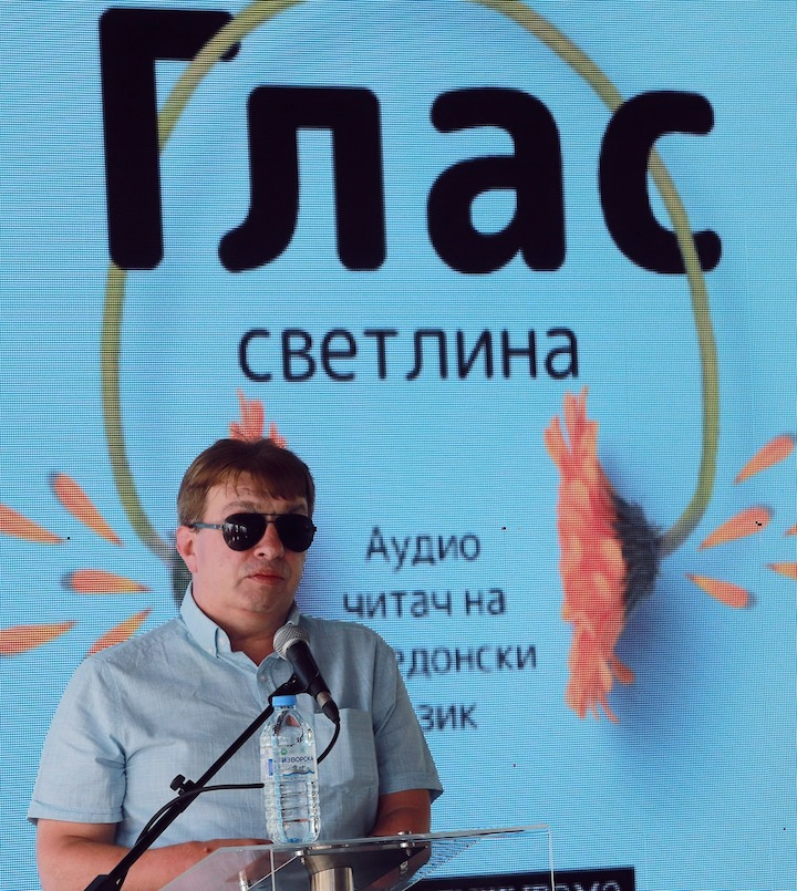 Union of the Blind President, Selkovski